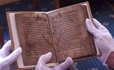An ancient Welsh manuscript is set to be moved from Cardiff Central Library to the National Library of Wales in Aberystwyth to safeguard its survival Welsh Language, Aberystwyth, Central Library, How Lucky Am I, Go Online, Medieval Manuscript, Cymru, England And Scotland, British History