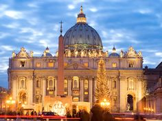 The streets around town will be festively alight, but the city home to the seat of Catholicism is an excellent option for folks seeking a more sacrosanct Christmas experience. Skip the crowds: Attending Christmas Eve midnight mass at St. Peter's Basilica is a bucket-list experience for any Catholic, but these popular tickets go fast. Instead of fighting for one, enjoy midnight mass at the Pantheon and hear hymns echoing off the walls of this 1,900-year-old architectural marvel.