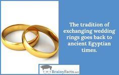 Marriage Facts : Wedding tradition   did you know