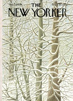 The New Yorker - Saturday, January 29, 1966 - Issue # 2137 - Vol. 41 - N° 50 - Cover by : Ilonka Karasz