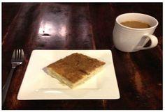 Moist Sour Cream Coffee Cake Recipe, Ambiance, Coffee, Breakfast, Recipe
