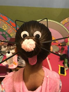 [td_smart_list_end] Best Crazy Hairstyles For Girls, Crazy hair day is a big cel. [td_smart_list_e Crazy Hat Day, Crazy Hair Day Girls, Crazy Hair For Kids, Crazy Hair Day At School, Days For Girls, Crazy Hats, Little Girl Hairstyles, Cool Hairstyles, Hairstyles Pictures