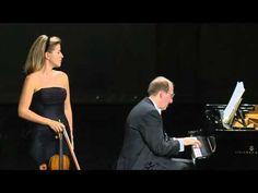 "Beethoven ~ ""Violin Sonata No 9 Op  47"" (""Kreutzer"") ~ Anne Sophie Mutter, Lambert Orkis Zohari"