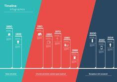 历年大事件-科技-矢量