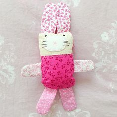 Bunny PDF sewing pattern   Etsy Felt Patterns, Pdf Sewing Patterns, Roxy, Doll Hair Detangler, Santa Ornaments, Sewing Toys, Santa Christmas, Etsy App, Easter Baskets