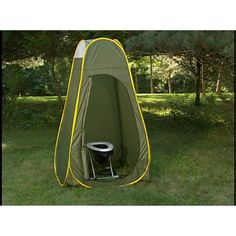 Portable Pop UP Camping Fishing Bathing Shower Toilet Changing ...