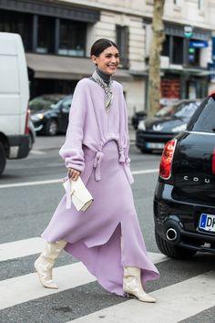Street style a la Fashion Week automne-hiver 2018-2019 de Paris 165
