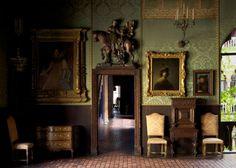 Dutch Room in the Isabella Stewart Gardner Museum.