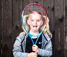 This one had an amzing time on the LTA run #TennisForKids course last year. She got her very own racket at the end of the 6 week course! Tennis For Kids is designed for 5-8 year olds who want to learn to play tennis and it's completely free! Lily took part in the @britishtennis ad this year and you can see the new video https://youtu.be/4-FnJ7Duhps?list=PL6P9iGS4Ir9lDhDE7Dw4HelKYJNa3UE4B @BritMums #Ad #britishtennis #gohitit #tennisforkids #tennisdrills #lovetennis #tennis #LTA #tennisball…