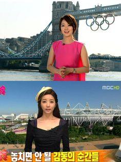 SBS 박선영 vs MBC 양승은, 올림픽MC '극과 극' http://i.wik.im/78150