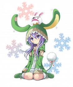 Yoshino (Date A Live) Image - Zerochan Anime Image Board Date A Live, Loli Kawaii, Kawaii Anime Girl, Otaku, Anime Titles, Anime Characters, Ecchi Neko, Anime Date, Image Manga