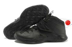 Cheap Buy 599264-888 All Black Nike Zoom Soldier VII Halloween Treats Price