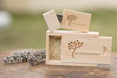 Red Maple Photography have kindly posted these lovely photos of the light wood USB sticks and gift boxes we recently supplied them with - thanks! They look awesome. #USB #Photographers