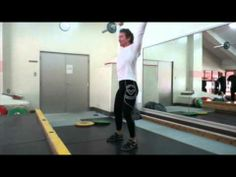 The Lion-Killer is Back! Donny Shankle Training Video One - YouTube