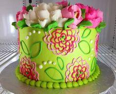 268 Best White Flower Cakes Images Flower Cakes Classic Cake