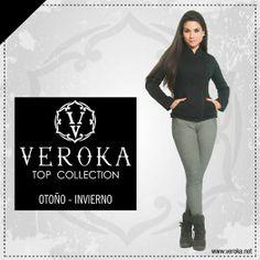 Síguenos y conoce nuestra nueva linea veroka top collection