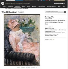 The Metropolitan Museum of Art Shares 400,000 High-Res images for us to use!