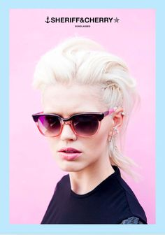 Sheriff sunglasses