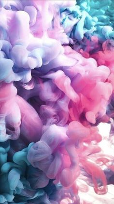 """Colorful smoke wallpaper by trevorecho - 82a6 - Free on ZEDGEâ""""¢"""