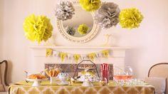 DIY Decorate a Dessert Bar