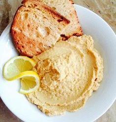 Hummus di ceci ... ovvero crema di ceci medio orientale!