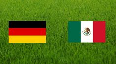 Germany vs Mexico 2017 Confed Cup date
