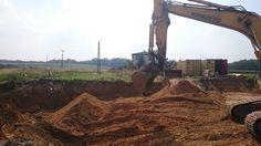 Budowa domu to ogromna inwestycja. Jeśli planujesz budowę domu, Trex Hal chętnie Ci pomoże. Pamiętaj, że prawidłowe przygotowanie terenu pod budowę jest bardzo istotne. Zapraszamy do nas, bądź na stronę naszej firmy po więcej informacji - http://www.trexhal.pl/roboty-ziemne.php