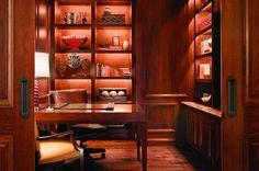 Office in our Presidential Suite at JW Marriott San Antonio #jwsanantonio #luxury #hotel #office