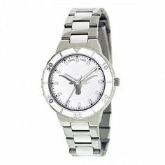 Texas Longhorns Ladies Pearl Stainless Steel Watch - $69.95