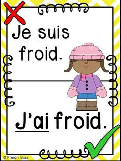 Learn French For Kids Teachers French Teaching Resources, Teaching French, Teaching Time, Spanish Activities, Work Activities, Language Activities, Teaching Spanish, Education And Literacy, French Education