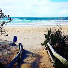 This way  Ocean Grove Beach   #oceangrovebeach #outdoors #nature #naturelover #blue #water #visitgeelongbellarine  #aguideto #aguidetooceangrove #smallbusiness #shoplocal #livelovelocal  #instagood #photography #ocean #beach #surf #fun #amazing #art  #oceangrove #barwonheads #bellarine #bellarinepeninsula #gtown #geelong #visitvictoria #tourismgeelong #australia #seeaustralia by a_guide_to_oceangrove http://ift.tt/1JO3Y6G