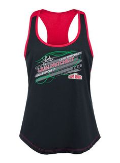 Ladies, get ready for the next drag race with this Leah Prichett tank top! Cute Tank Tops, Athletic Tank Tops, Lady, Cotton, Women, Fashion, Moda, Fashion Styles, Fashion Illustrations