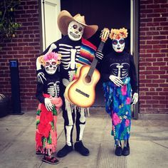 mexican day of the dead sculpture - Google Search