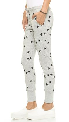 Zoe Karssen Slim Fit Stars Sweatpants