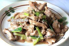 瑪莉廚房:蔥爆豬柳食譜、作法 | 瑪莉的料理世界的多多開伙食譜分享