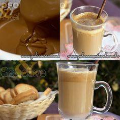 #BomDia! Sabe aquele café super cremoso com leite ou não que só as melhores cafeterias têm? Quer preparar um Café Cremoso Caseiro?   #Receita aqui: http://www.gulosoesaudavel.com.br/2014/02/12/cafe-cremoso-caseiro/#caseiro/