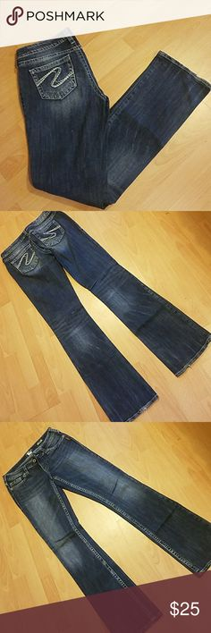 Silver Jeans Aiko boot cut. Silver Jeans Jeans Boot Cut