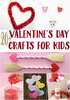 Have fun with these Valentine's Day activities for kids! From simple recipes to easy DIYs, these activities will keep you busy!