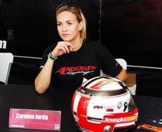Carmen Jorda F1 | Back to Story: Carmen Jorda joins Lotus F1 as development driver
