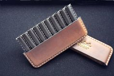 SALE Leather cigarette case Christmas gift Gifts for
