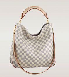 0f6b329822b Louis Vuitton Damier Azur Soffi