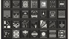 Ícones contam a história do design gráfico