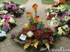 Funeral Arrangements, Flower Vases, Flowers, Floral Design, Lavender, Floral Wreath, Wreaths, Spring, Fall