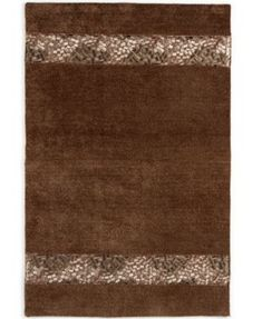 "Croscill Bath, Mosaic 33"" x 20"" Bath Rug $29.99 Piece your bathroom together in style with the Mosaic bath rug from Croscill. A rich bronze hue is accented with embroidered mosaic trim for a touch of intriguing texture."