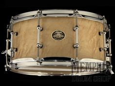 Ludwig 14 x 6.5 Classic Exotic Birdseye Maple Snare Drum