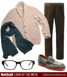 Happy Monday! What do you think of this week's Look of the Week? Sweater: Club MonacoPants: UniqloScarf: Autumn CashmereShoe: Tommy Hi...