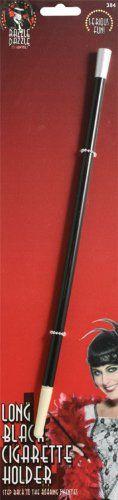 Smiffy's - Lange Zigarettenspitze 20er jahre Zigarettenhalter 30cm Smiffys http://www.amazon.de/dp/B000WNKSFW/ref=cm_sw_r_pi_dp_UsIuwb1JHNT2A