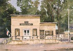Hearst Ranch Winery Tasting Room & Sebastian's General Store