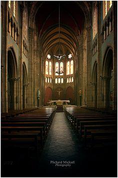 Eglise Saint-André ~ Bayonne, France