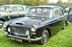 1966 Austin A110 Westminster (Farina) with a 3.0L Straight-Six Cylinder OHV engine